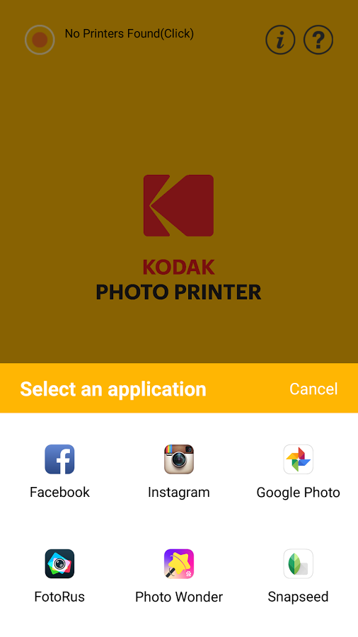 kodak photo app