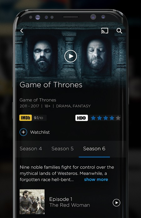 hbo go download android