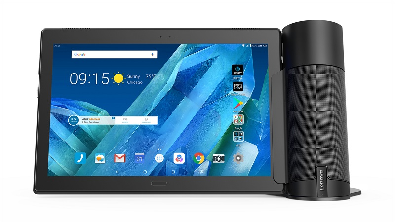 Lenovo unveils the new Moto Tab tablet, coming to AT&T on