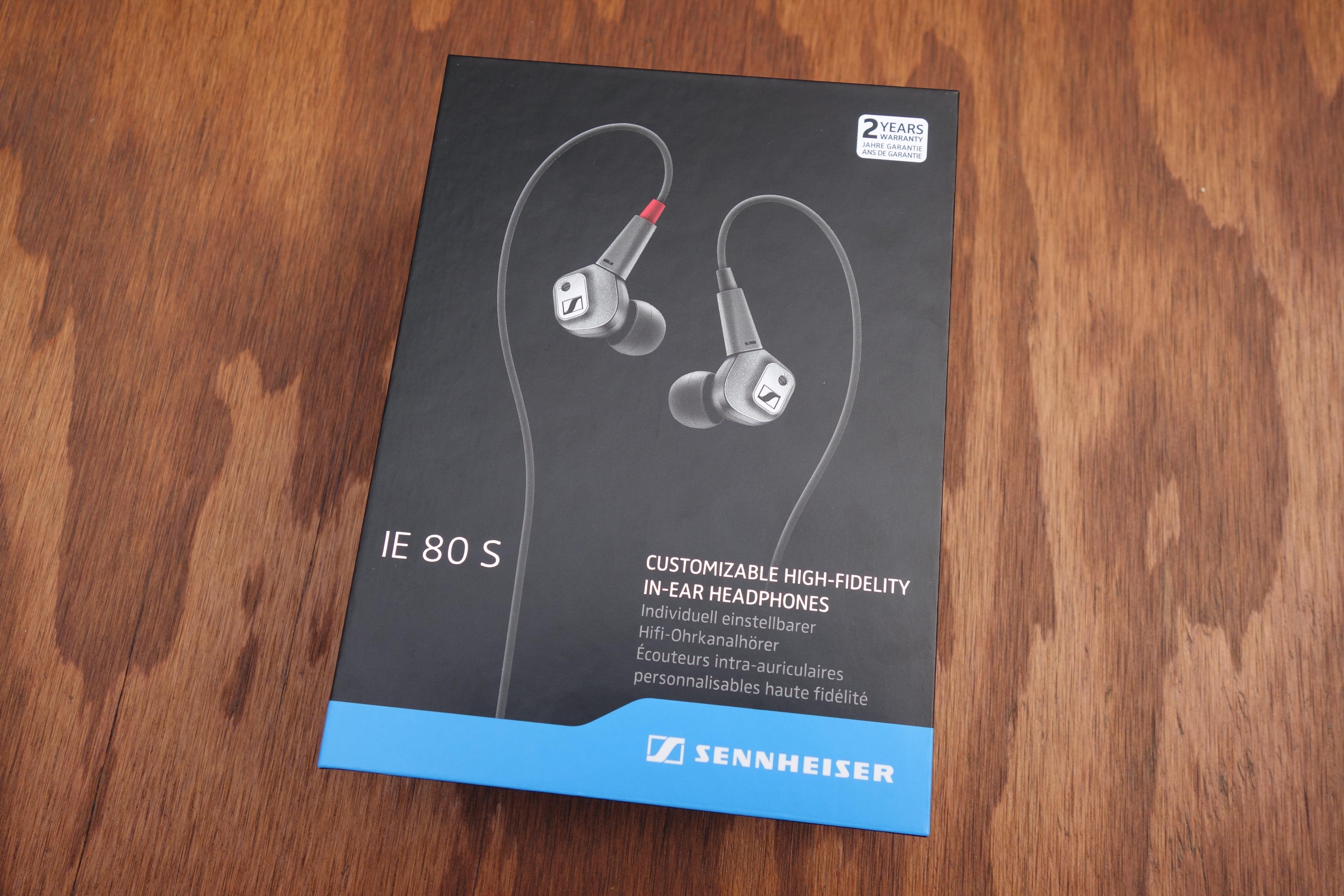 Sennheiser Ie 80 S In Ear Headphones Review