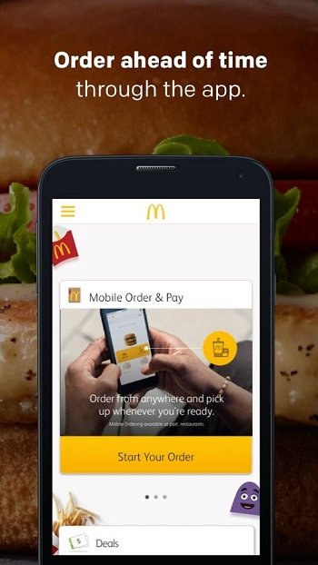 Top 9 Android Apps To Help You Get Fast Food Faster