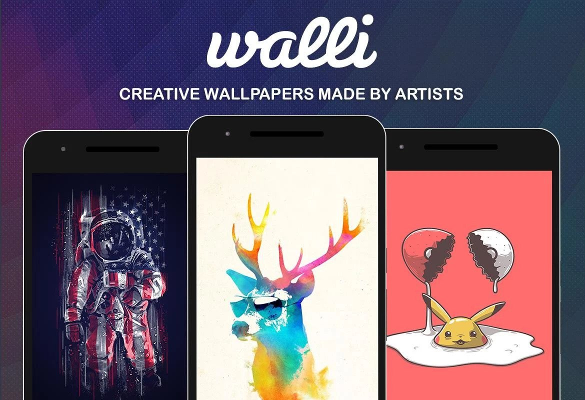 Need A New Background Start With These Killer Wallpaper Apps For