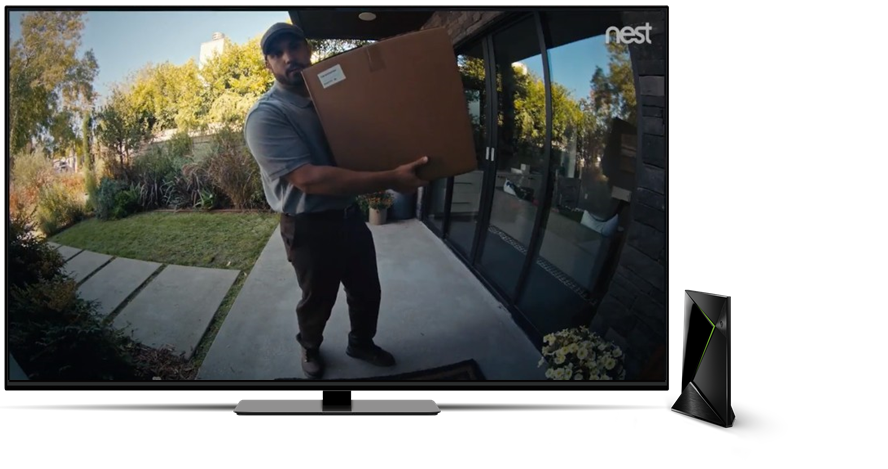 You can now view your Nest Cameras on your SHIELD TV with