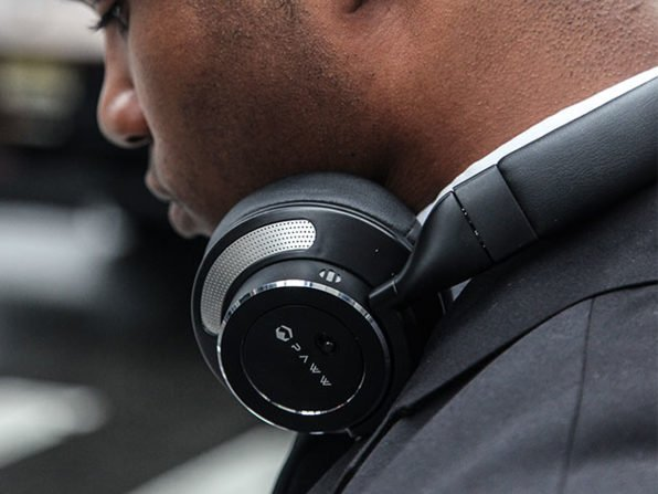 182ee1f379c Paww WaveSound 3 headphones: Big sound with noise cancellation, only $79.99