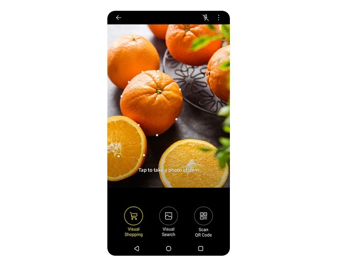 Lg Announces Vision Ai Camera For New 2018 V30 Smartphone: New LG V30 Version With AI-powered Camera Features Is