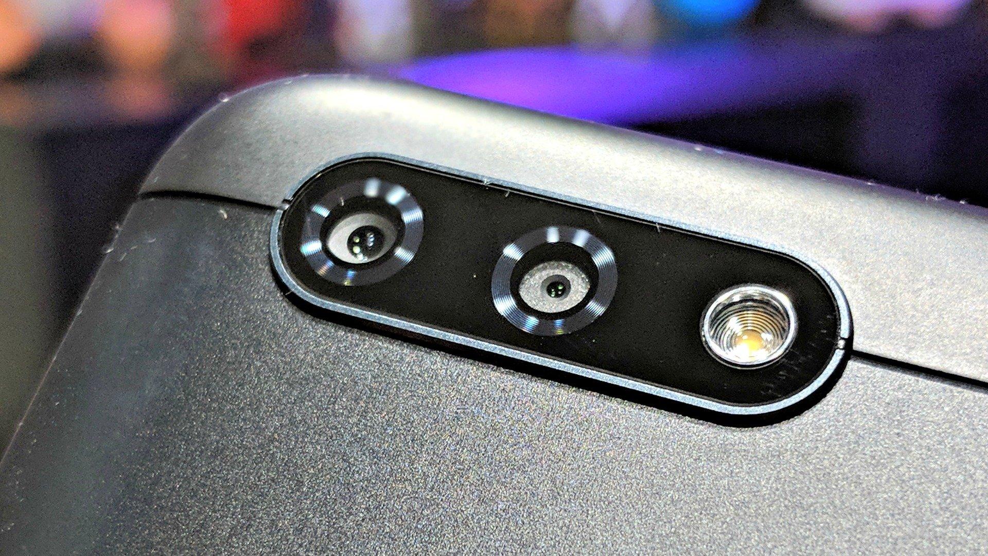 Blu Vivo X Rear Camera