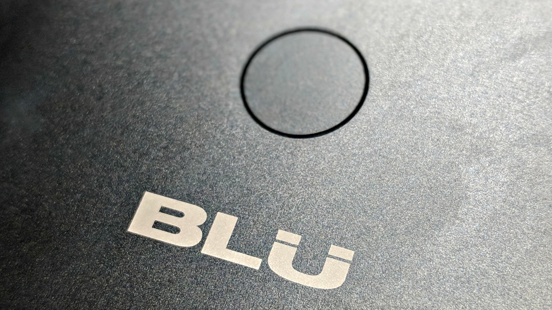 Blu Vivo X Fingerprint Reader
