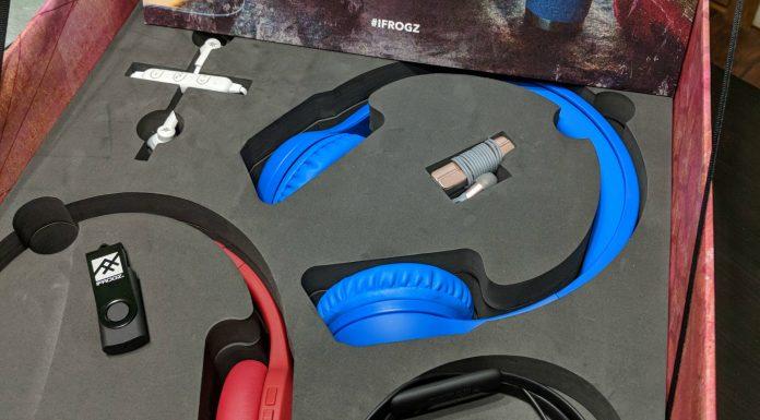 ifroggz headphones and earphones