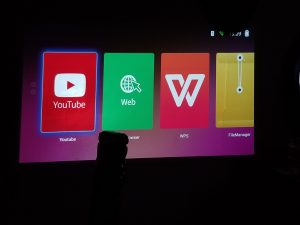 Xgimi Cc Aurora Review Android Smart Projector That Falls