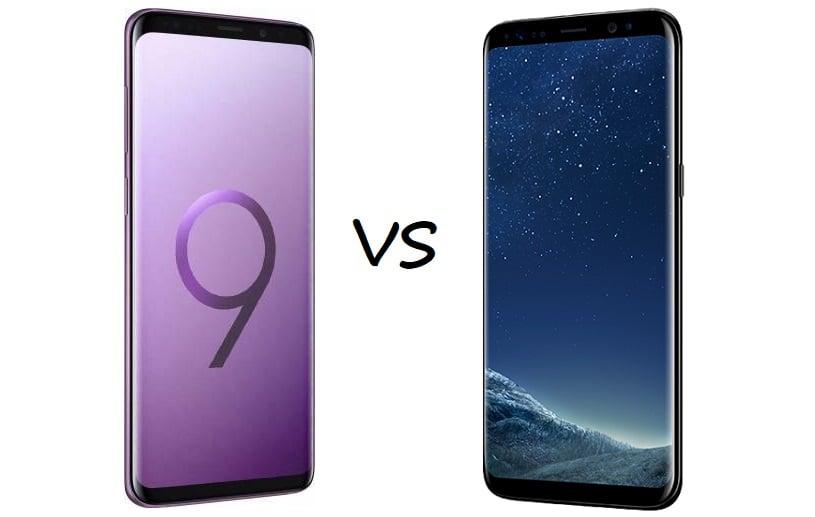 samsung s9 vs samsung s8 plus