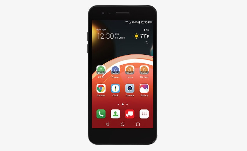 Entry-level LG Zone 4 now available at Verizon for $115