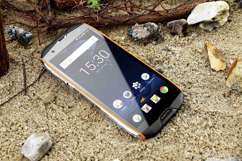 Chinese Brand Oukitel Is Gearing Up To Release A New Rugged Phone Called The Wp5000 Designed Service Most Demanding Users Out There