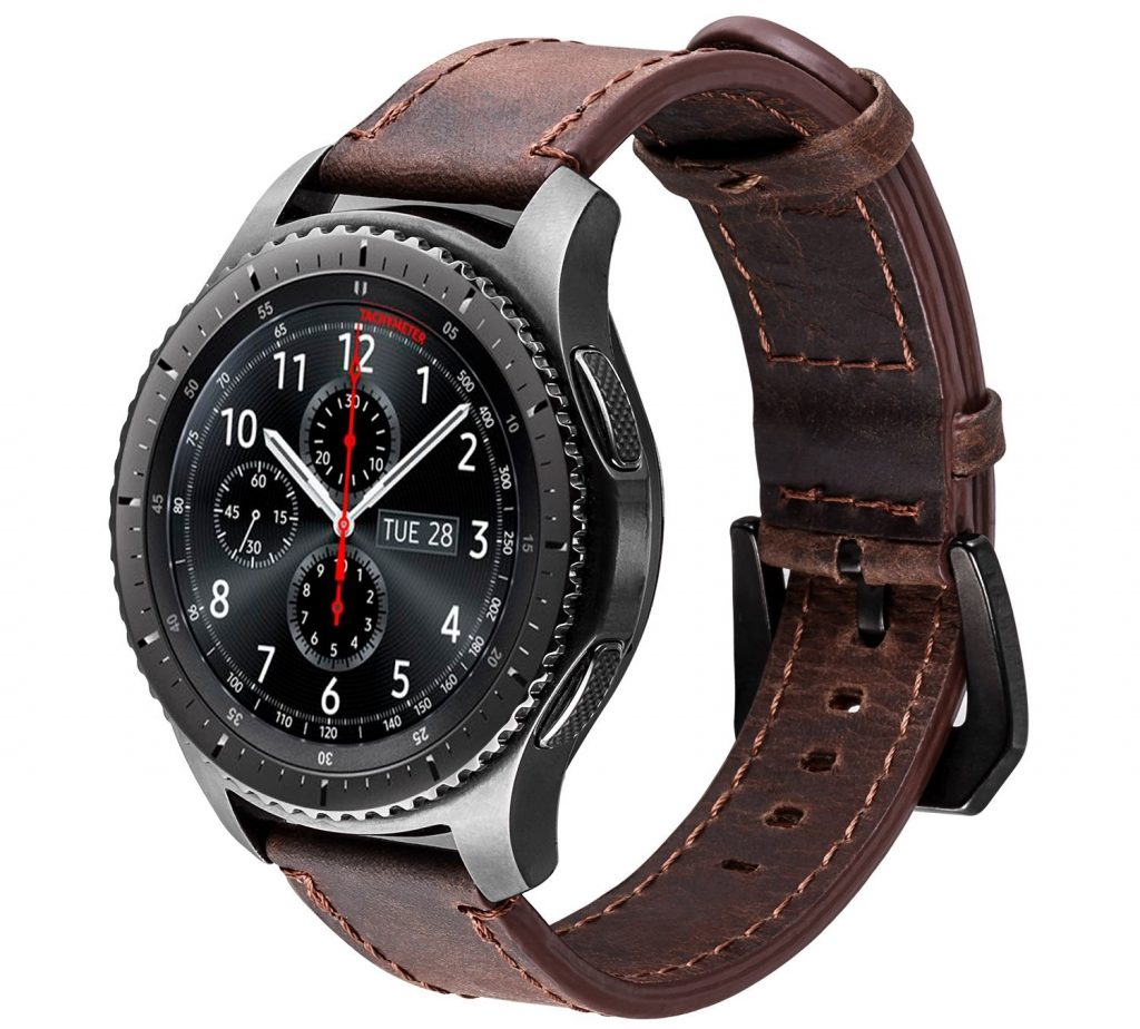 Samsung Gear S3 Frontier standalone smartwatch