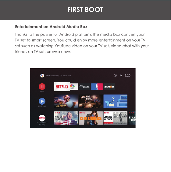 Could we see a new Google-branded Android TV at I/O 2018?