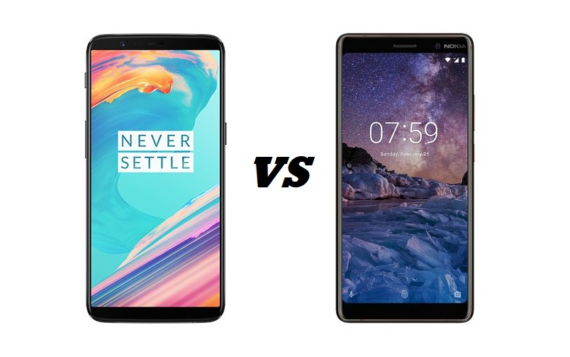 Which one is the better phone: OnePlus 5T vs Nokia 7 Plus