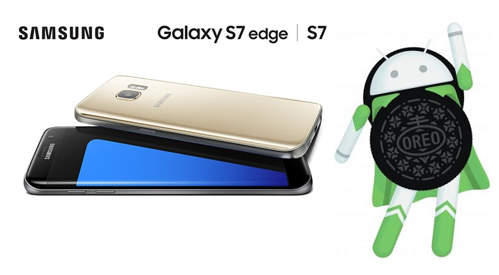 Samsung Galaxy S7 and S7 edge could get Oreo next month