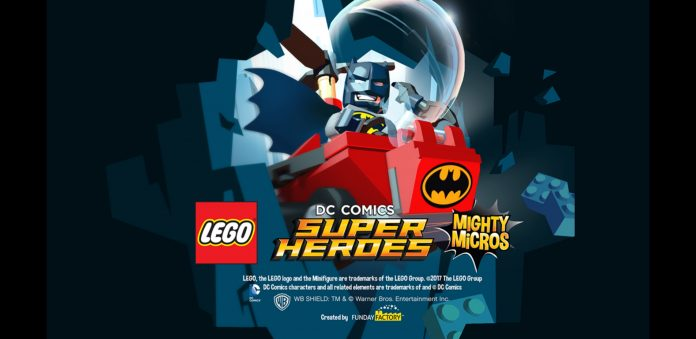 LEGO DC Mighty Micros Main
