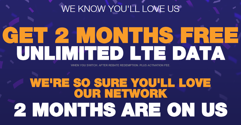 MetroPCS tempts switchers with two months of free service