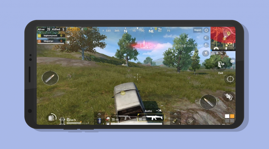PUBG Mobile Review - the original Battle Royale lands on mobile