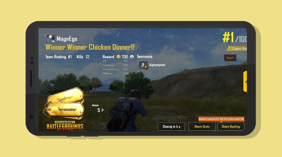 Pubg Mobile Review The Original Battle Royale Lands On Mobile