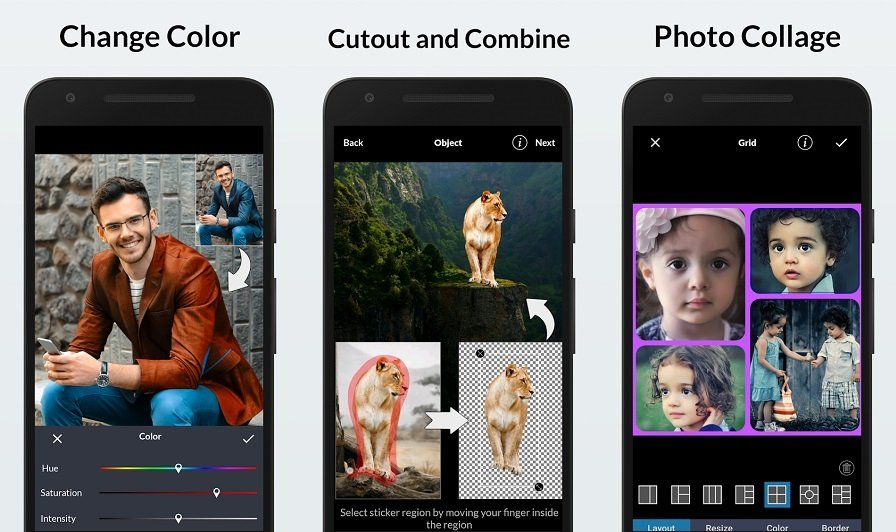 Check out these eight photo editing apps to improve your snaps