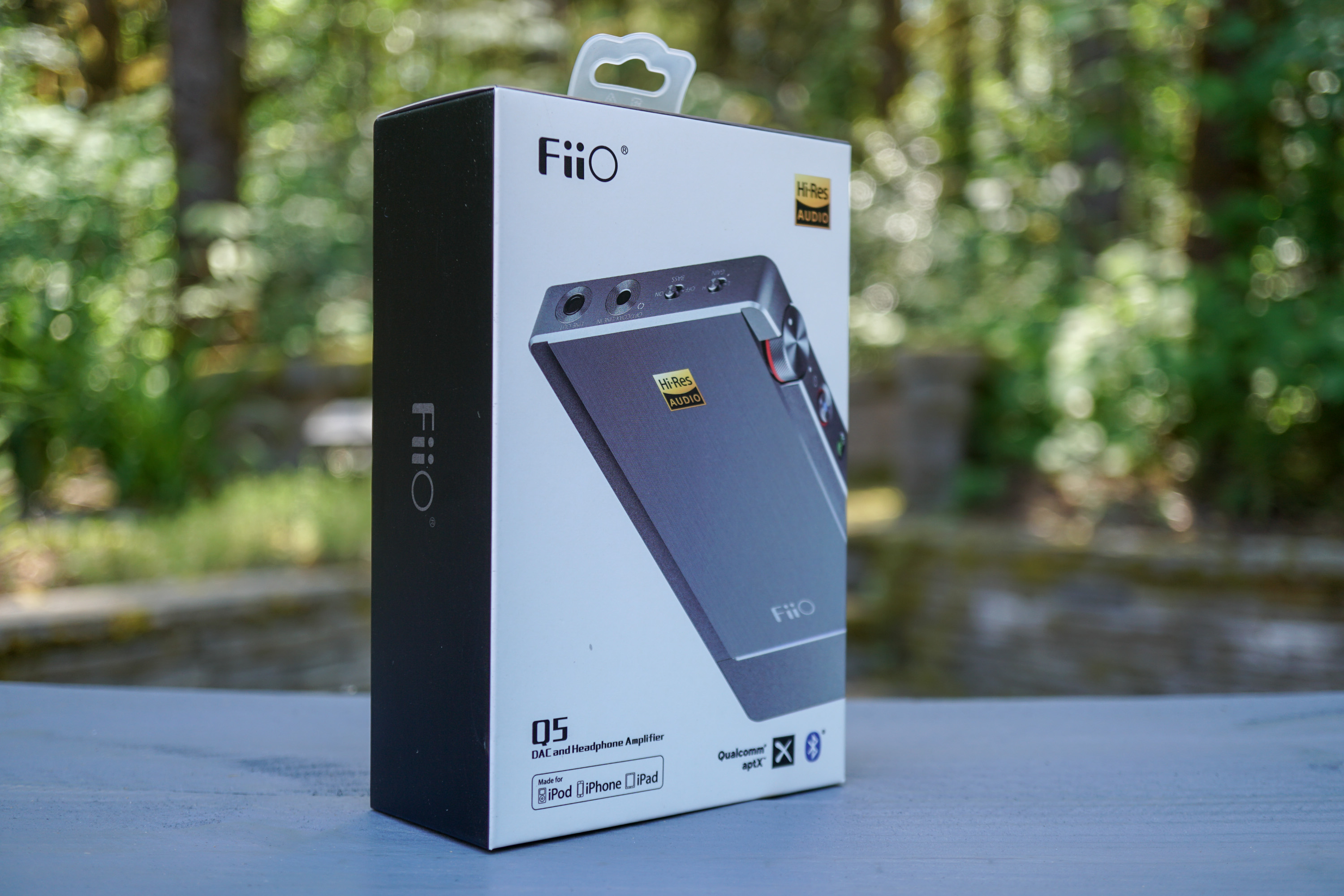 Fiio Q5 HiFi Bluetooth-Capable Portable DAC review: The value to beat
