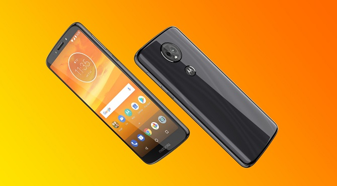 Moto E5 Plus is now available at Sprint, but it's pretty