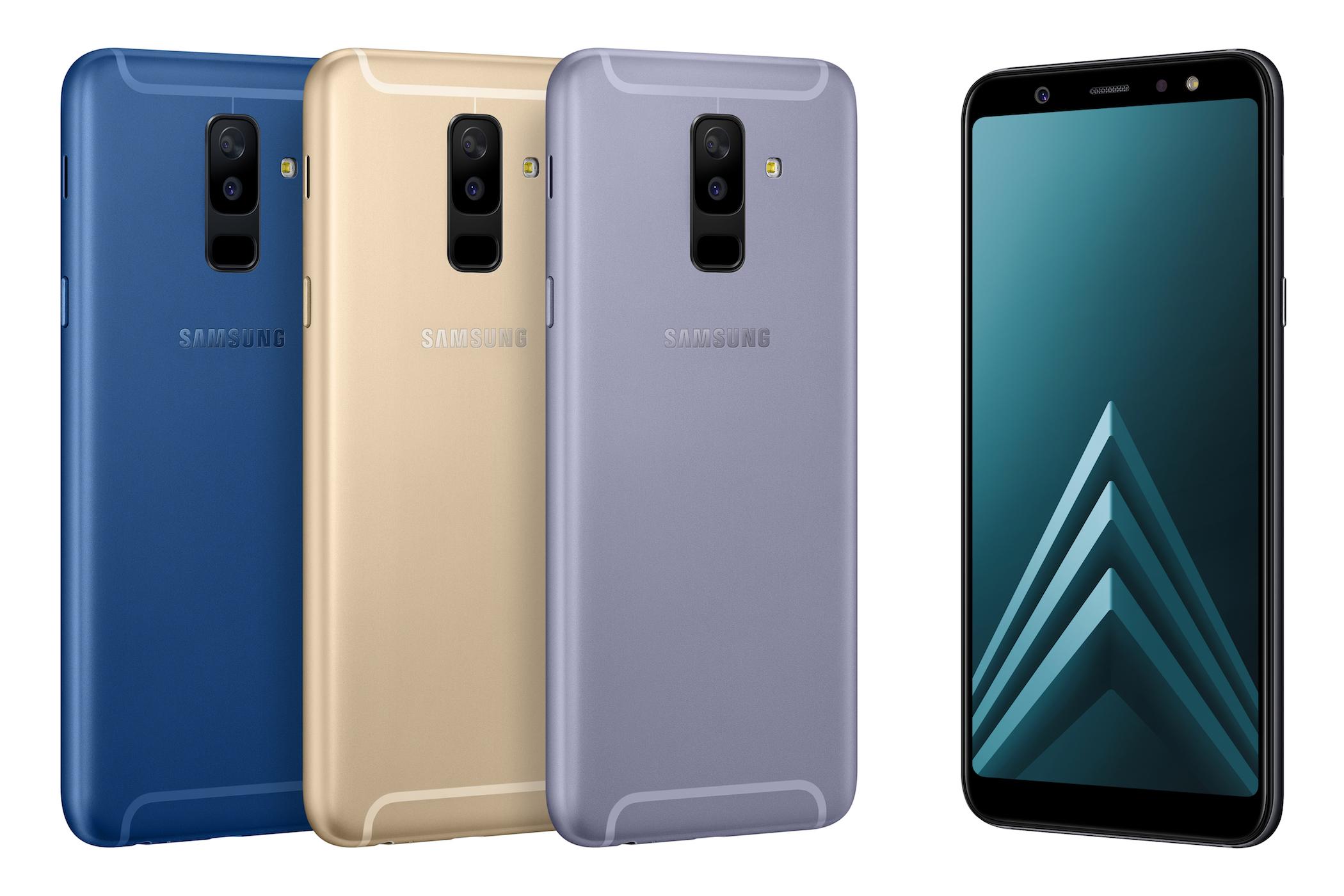 2019 year looks- Stylish samsung phones