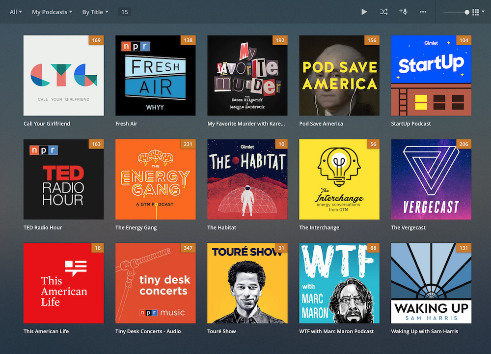 Plex updates apps with customizable home screen and