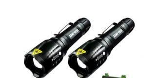 viper tactical flashlights