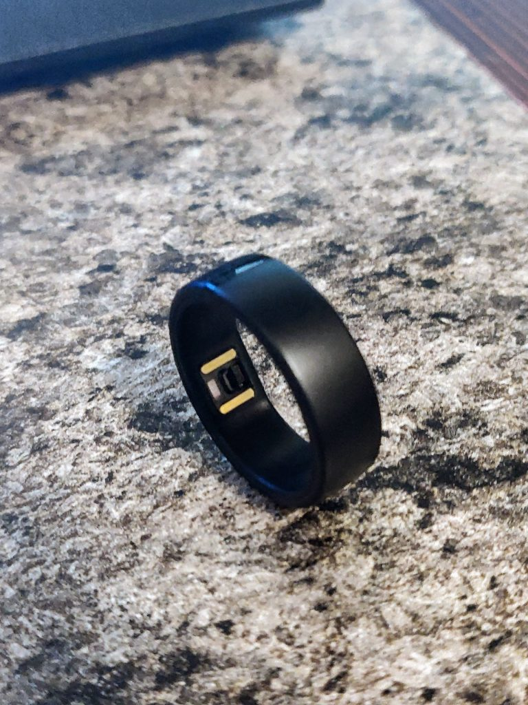 Motiv Smart Ring First Impressions - fitness tracking on