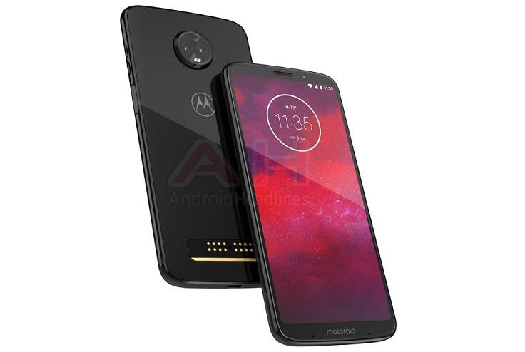 Latest Motorola Moto Z3 Play news