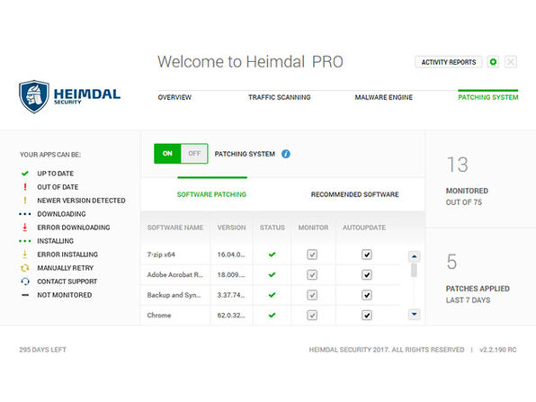 A lifetime of Heimdal PRO Anti-malware now costs less than $25