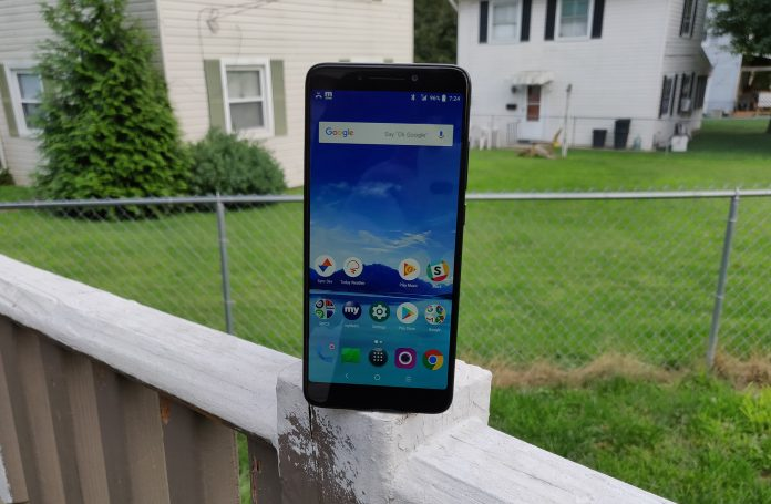 Alcatel 7 review