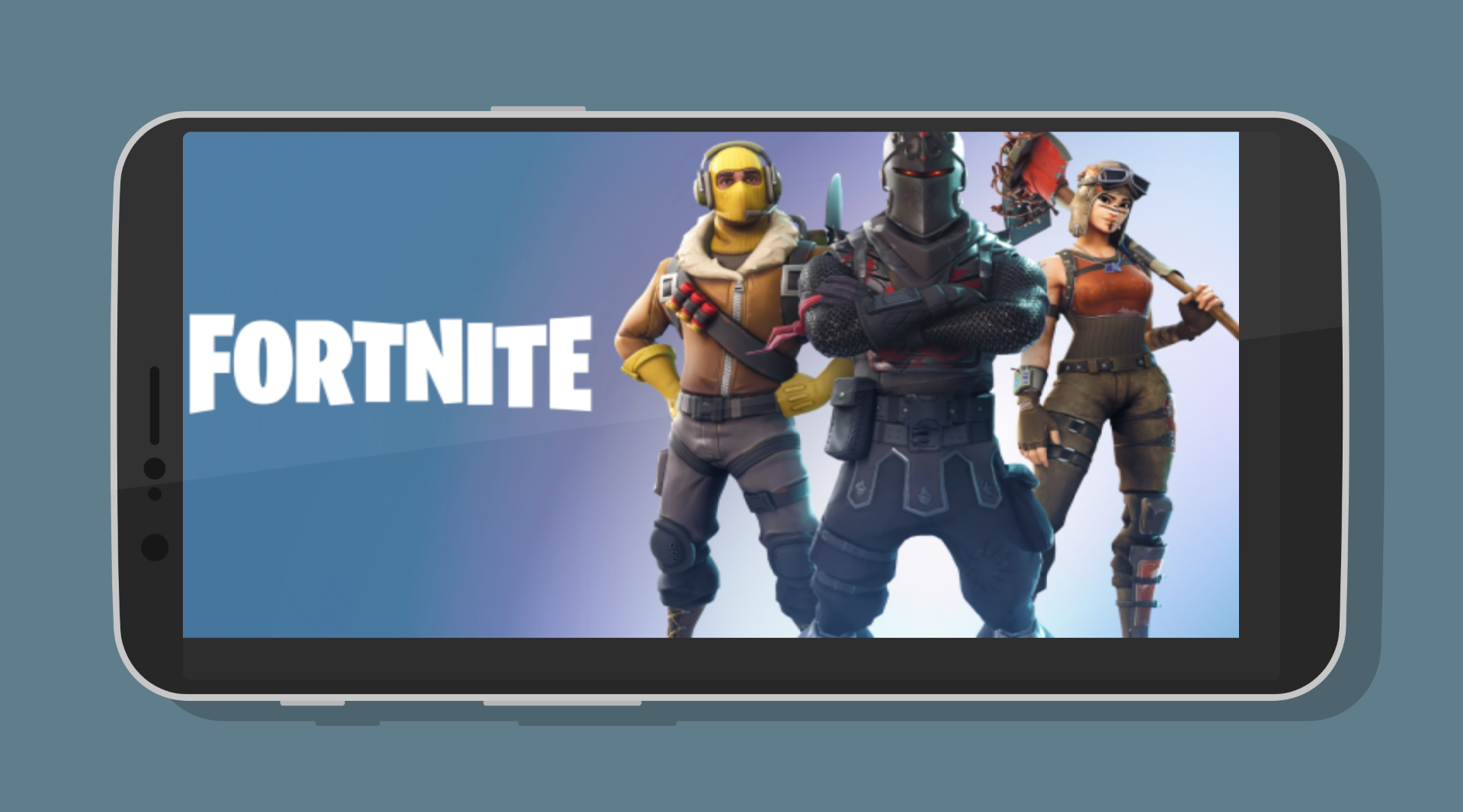 fortnite for android tablet