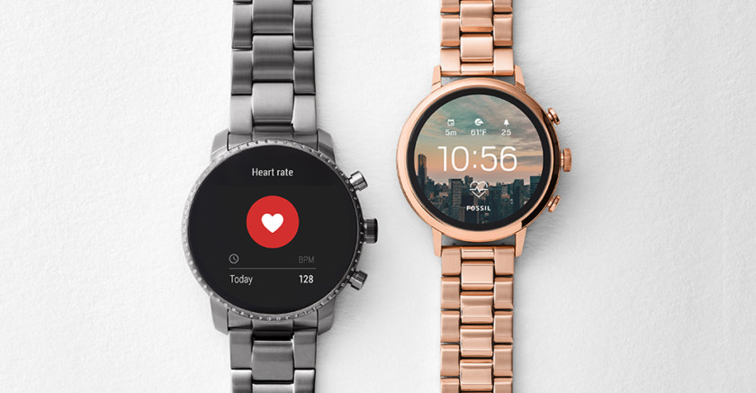 Fossil unveils next-gen of Wear OS smartwatches with NFC, more