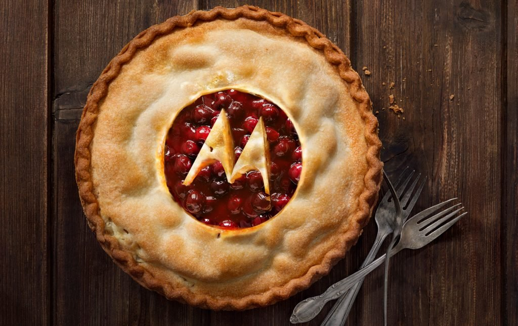 Motorola Android 9 Pie Graphic