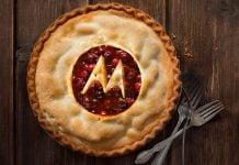 Motorola Android 9 Pie Graphic