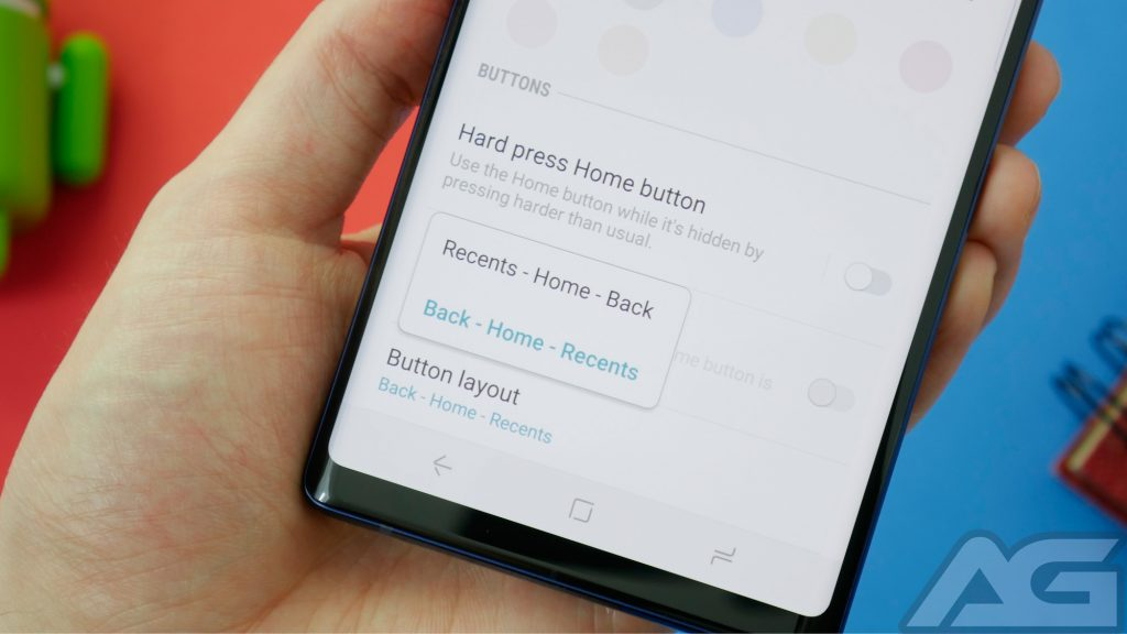 First ten things to do with your Samsung Galaxy Note 9