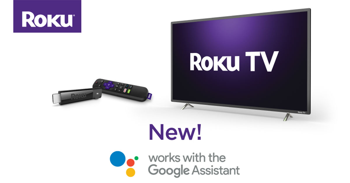 How to easily control Roku with the Google Assistant