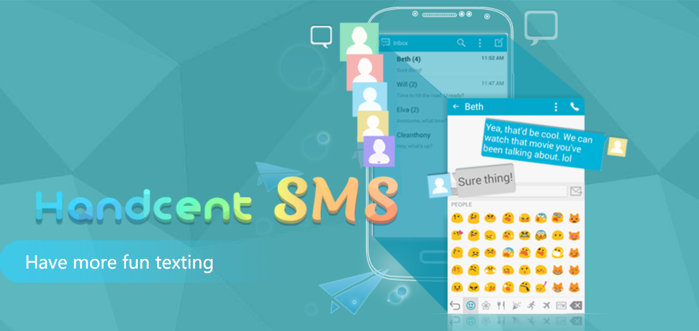 android apps for sms