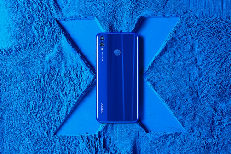 Honor 8X is a budget notchy smartphone coming to the U.S.  soon