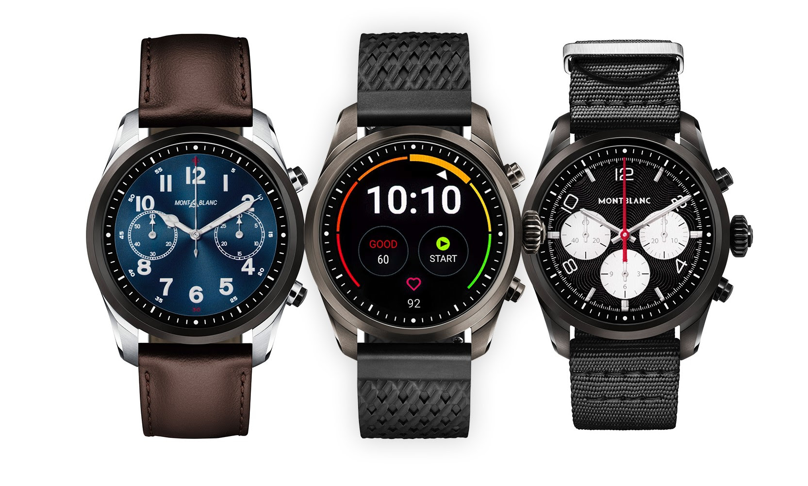 The first Wear OS smartwatch with Snapdragon Wear 3100 goes