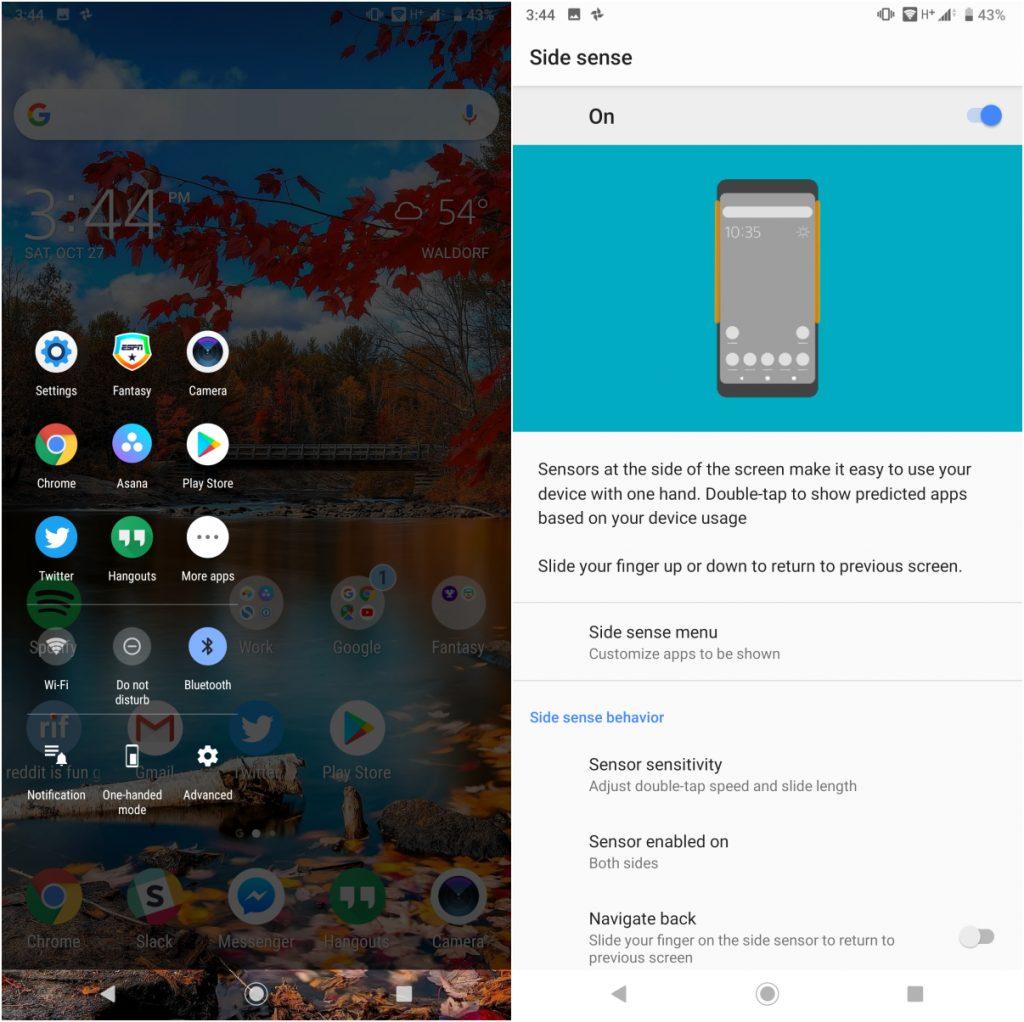 Sony Xperia XZ3 Tips and Tricks