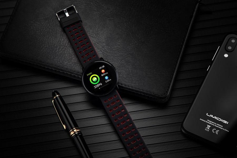¡Mínimo! Smartwatch UMIDIGI por 26 euros (-27%)