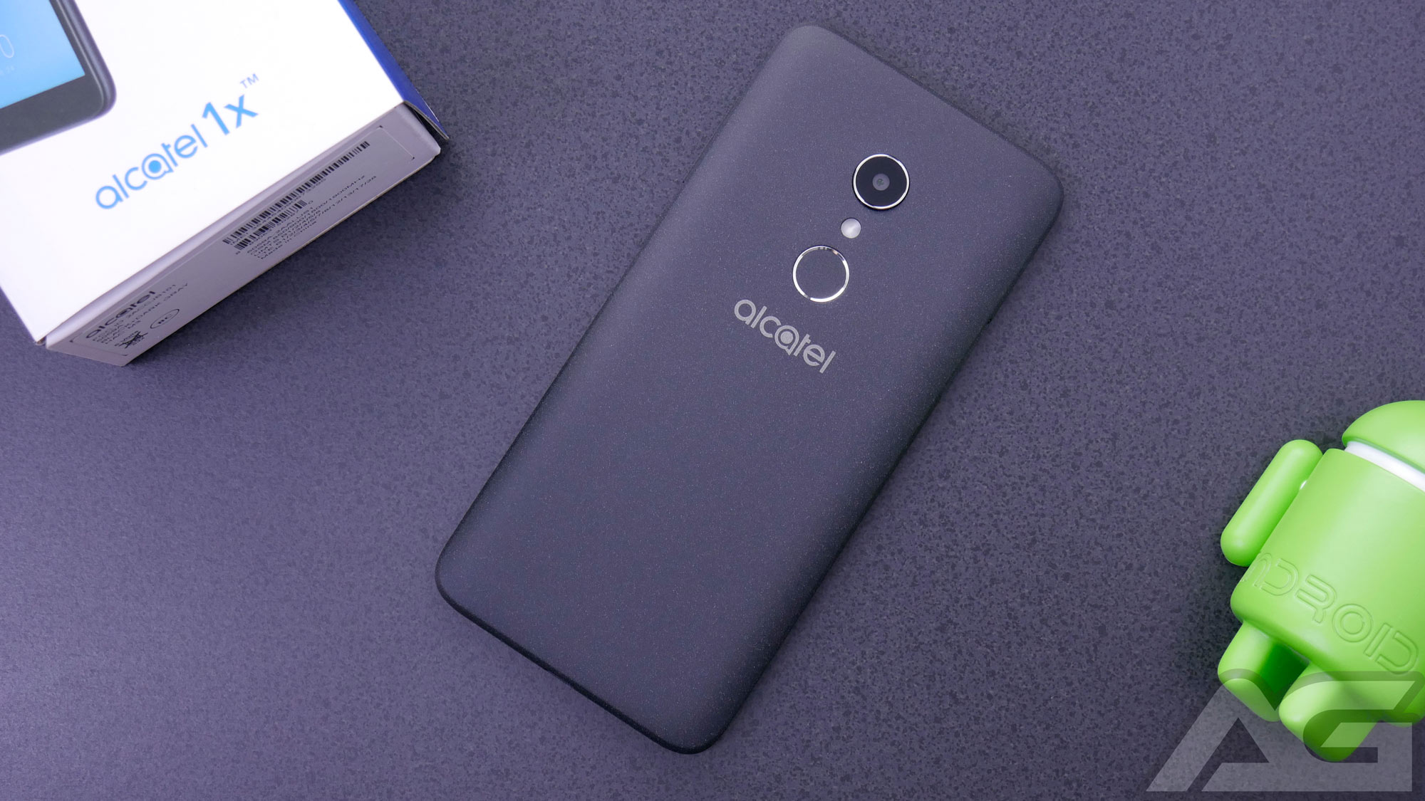 Alcatel 1X review, an Android Go phone on a budget that keeps you