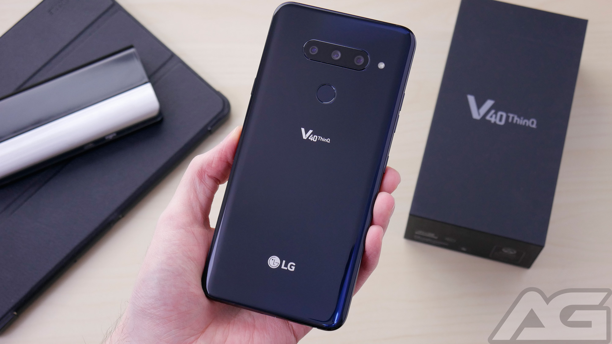 Here are the first 10 things you should do with the LG V40