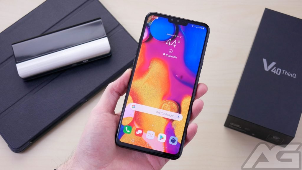 Ten Tips and tricks for the LG V40