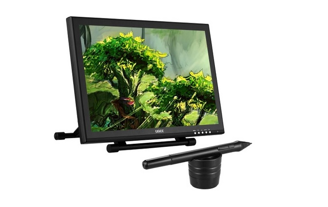 Get the Ugee graphics tablet with 69% off at TomTop (Promoted)