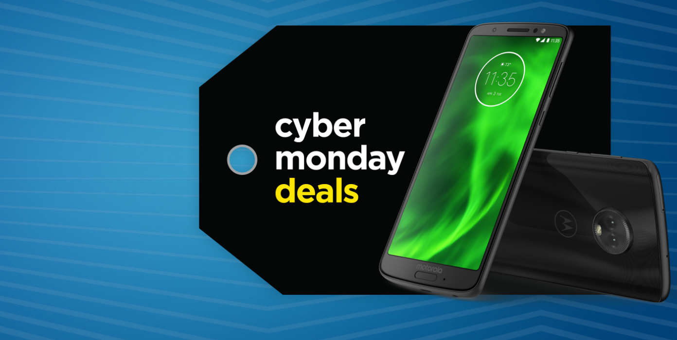 Motorola Cyber Monday Hundreds Of Dollars Off Its Phones